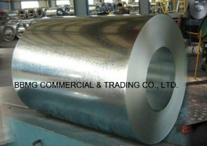 Hot Dipped Dx51d Galvanized/Aluminized Steel Coil Gi/PPGI for Roofing Sheet pictures & photos