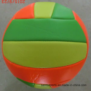 PVC Foaming Machine Sewing Volleyball pictures & photos