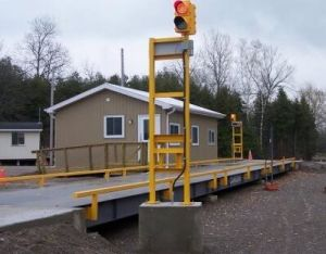 Weighbridge with Rails 3X12m pictures & photos