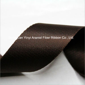 Imitation Nylon 25mm-38mm Coffee Brown Ribbon pictures & photos