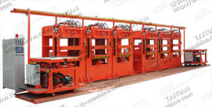 Hydraulic Hot and Cold Forming Press for Carbon Fiber (TT-LM100T) pictures & photos