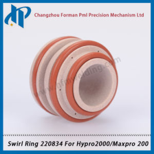 Swirl Ring 220834 for Hypro2000 Plasma Cutting Torch Consumables pictures & photos