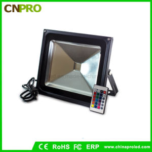 Waterproof 30W RGB LED Flood Light pictures & photos