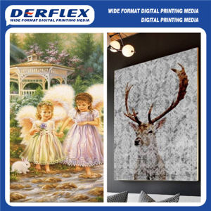 Textile Printing Digital Polyester Fabric Print, 600dx600d, 250g pictures & photos