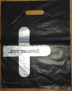 Die Cut Patch Carrier Bag for Boutique pictures & photos