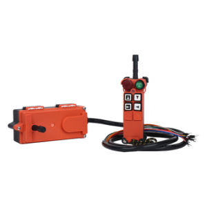Double Speed Crane Industrial Radio Remote Control Wireless Controller (F21-4D) pictures & photos