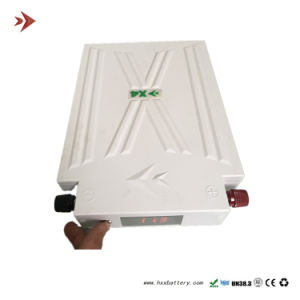 12V Electric Sweeping Machine Battery pictures & photos