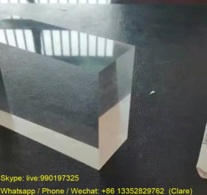 Customized Cast Transparent Acrylic PMMA Sheets for Aquarium pictures & photos