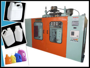 PE Detergent Bottle Disinfectant Bottle Blow Moulding Machine Plastic Extrusion Blow Moulding Machine pictures & photos