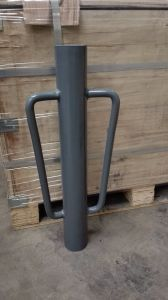 Q235 Powder Coated Fence Post Driver pictures & photos
