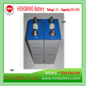 China ISO Certificated Manufacturer Ni-CD Battery pictures & photos