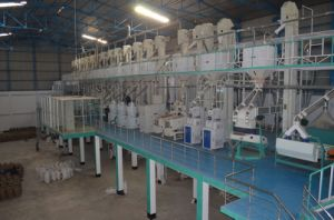 Daily Capacity 200tpd Rice Mill Project pictures & photos