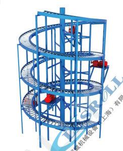 Vertical Screw Lift Conveyor/ Vertical Lift Conveyor pictures & photos
