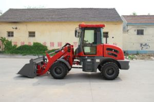 Mini Wheel Loader 1.2 Ton Mini Farming Machine pictures & photos