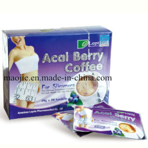 2014 Hot Sale Leptin Slimming Acai Berry Coffee (MJ-LT998) pictures & photos