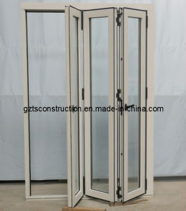 Low-E Glass Interior Folding Window pictures & photos