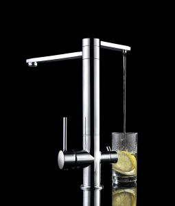 Purified Water Brass Kitchen Faucet