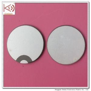28mm 3MHz Ultrathin Piezo Ceramic Cerystal Sheet Ultrasonic Transducer