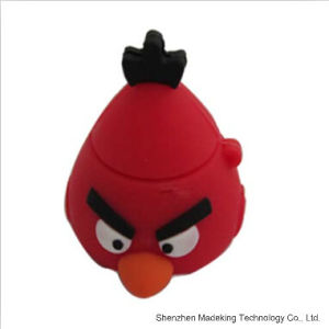 PVC USB Flash Drives Owl Shape USB Flash Memory pictures & photos