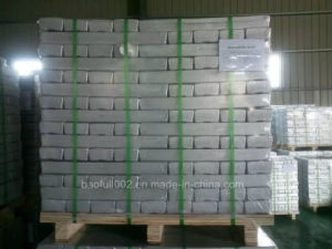 Magnesium Ingots Pure Mg Ingot 99.9% pictures & photos