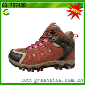 New Style Hot High Heel Hiking Boots pictures & photos