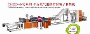 Craft Paper Bubble Film Envelope Bag Making Machine pictures & photos