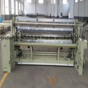 280cm Double Nozzle Water Jet Power Loom with Cam Shedding pictures & photos