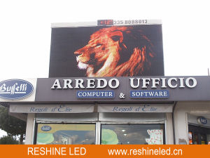 Indoor Outdoor Fixed Install Advertising Rental LED Sign/Panel/Wall/Billboard/Module/Video Display Screen