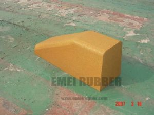 Rubber Crumb Ballast Blocks pictures & photos