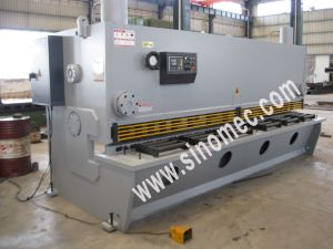 Guillotine Shear / Cutting Machine / Hydraulic Shear Machine (QC12Y-20X2500) pictures & photos