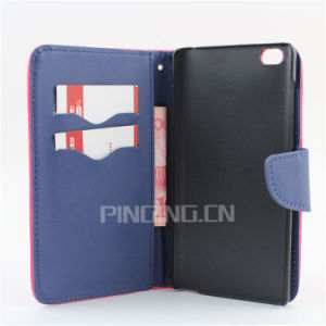 Wallet Style Leather Flip Case Xiaomi Redmi 4A pictures & photos