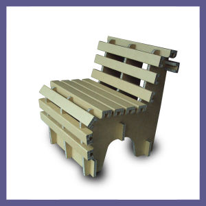 Unique Cardboard Chair (DKPF121010C)