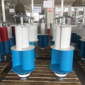 600W Vertical Axis Wind Turbine pictures & photos