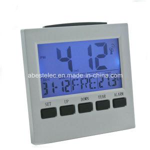 Dcf Radio Controlled Desk Alarm Clock