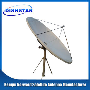 Outdoor C Band 300cm Satellite Dish Antenna