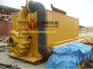 Mining Centrifugal Ah (R) Slurry Pump with CE pictures & photos