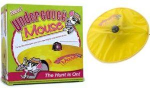 Unique Undercover Electronic Mouse Cat Toy Cat′s Meow (TV609) pictures & photos