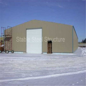 Pre Fabricated Steel Structure Metal Garage with Competitive Price pictures & photos