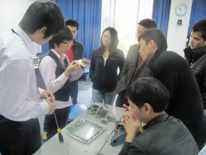 Repair Training (Middle Level Course of Patient monitor) pictures & photos