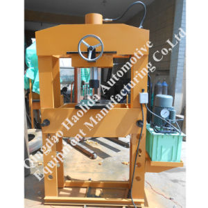 Factory Supply Electric Hydraulic Oil Press Machine, Cylinder Moveable pictures & photos