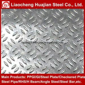 China Supplier Stainless Steel Checker Plates From Shandong pictures & photos