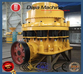 China High Efficiency Cone Crusher pictures & photos
