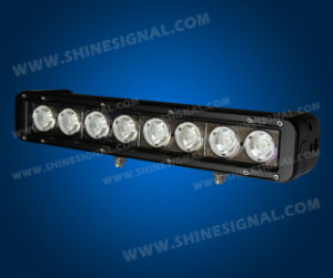Single Row off Road LED Light Bar (SC10-8) pictures & photos
