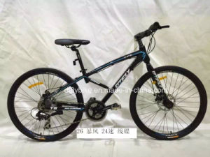 2017hot Sale Alloy Frame MTB Bike, with Disc Brake pictures & photos