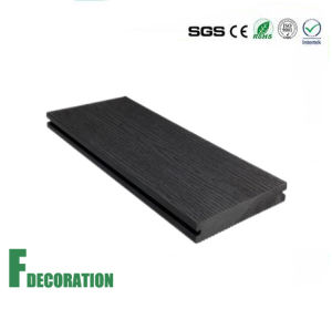 Wood Plastic Composite Deck Board WPC Outdoor Solid Flooring Decking