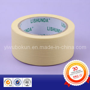 Crepe Paper Masking Adhesive Tape, Heat Resistant Masking Tape China Supplier pictures & photos