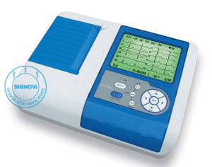 Six Channel Electrocardiograph (ECG-60) pictures & photos