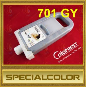 Color Gy Compatible 700ml Ink Tank Pfi-701 Cartridge for Canon Printer pictures & photos