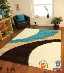 Hot Sale Modern Design Shaggy Carpet/Rugs for Home pictures & photos
