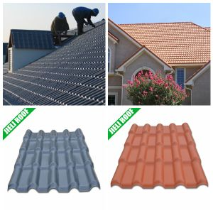 Synthetic Spanish Roof Tile pictures & photos
